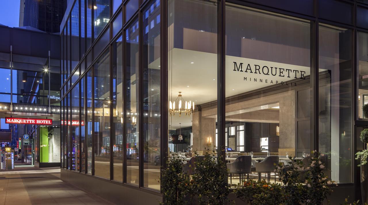Marquette Hotel Minneapolis